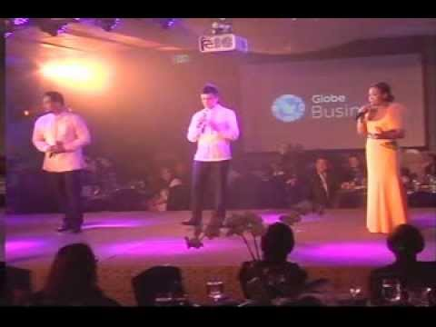 Pilipinas Kong Mahal with Bamboo, Jaya, and Jed Madela