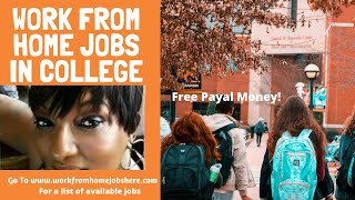 Free paypal money - work from home jobs ...
