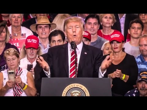 Trump Turns Phoenix Speech Into Unhinged Rant Filled With Lies