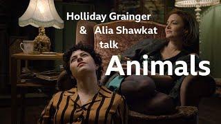Holliday Grainger & Alia Shawkat interviewed by Edith Bowman