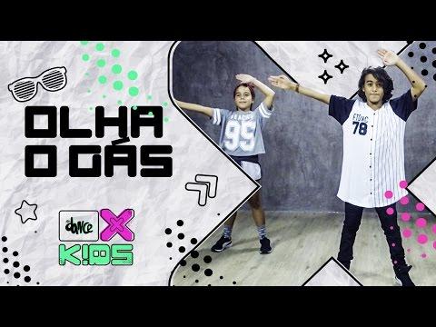 Olha o Gás - MC Vitão ft Dennis DJ - Coreografia  FitDance XKids