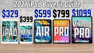 Which iPad Should you Buy in 2021?
