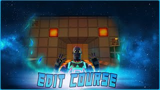 Fortnite Edit Course In Minecraft | MAP Download Link In Dc