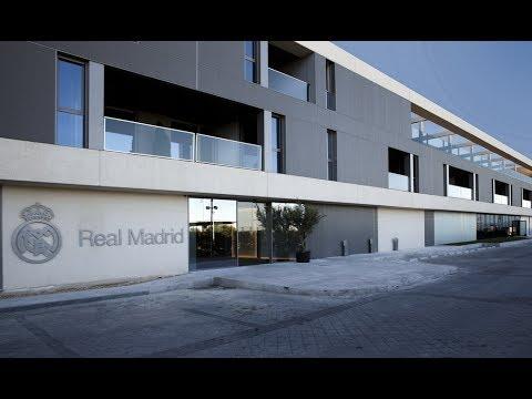 Ciudad deportiva del real madrid valdebebas resumen for Puerta 8 ciudad deportiva