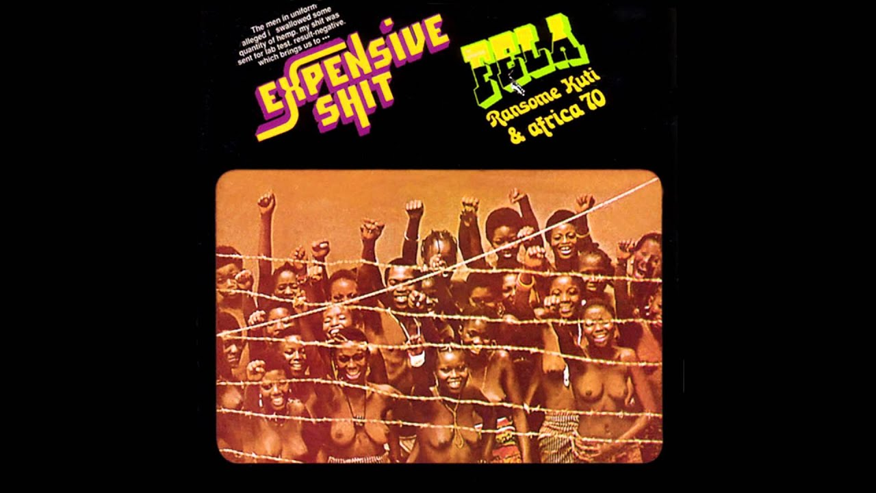 Fela Kuti - Expensive Shit (1975) FULL ALBUM