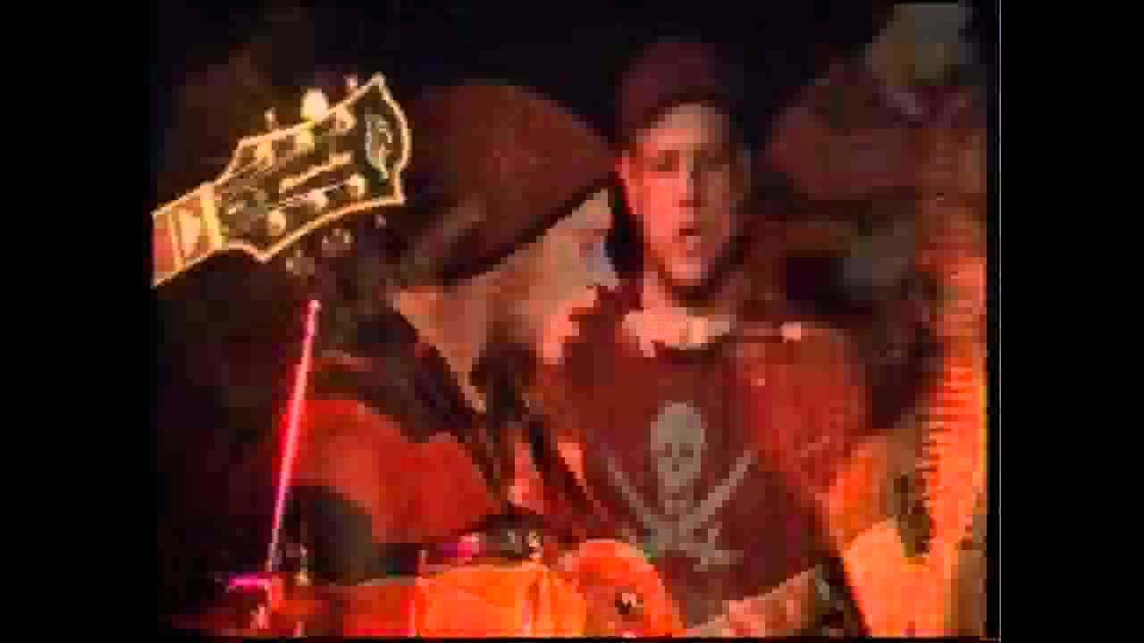 Johnny Vedmore & Bomb Alaska - Zombie Baby - Live at the Vault on BRFM