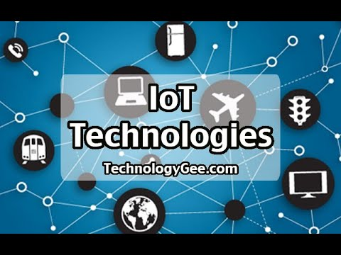 IoT Technologies | CompTIA Network+ N10-007 | 1.5b
