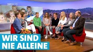 Im Gespräch: Die Fünflinge aus Karlsbad