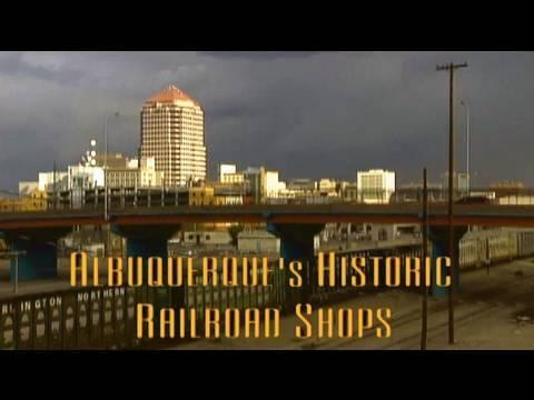 COLORES | Albuquerque's Historic Railroad Shops | New Mexico PBS