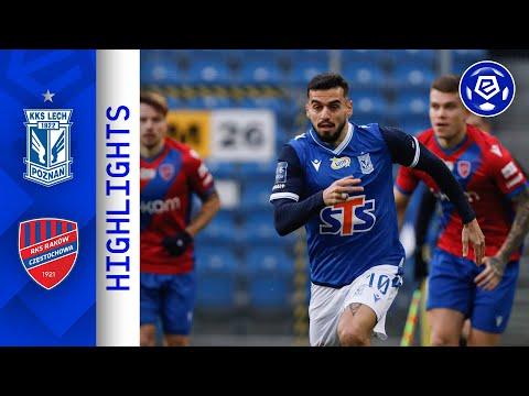 Lech Poznan Rakow Goals And Highlights