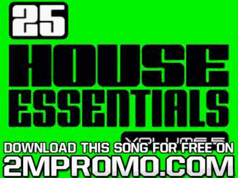 Daniel Lindeberg 25 House Essentials Vol 5 Leave On AGS Remix