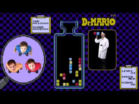 Dr Mario - Singing Viruses