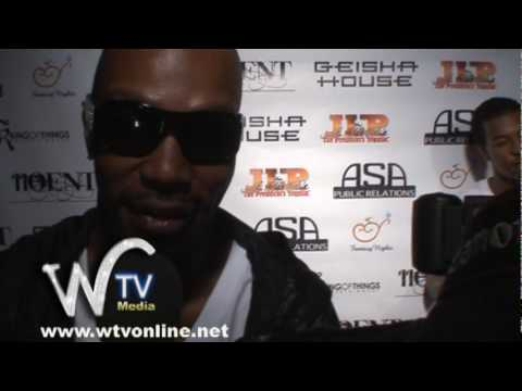 Juicy J Three 6 Mafia Interview