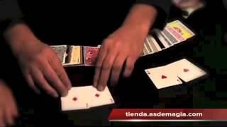 Vídeo: The Stolen Cards by Lennart Green