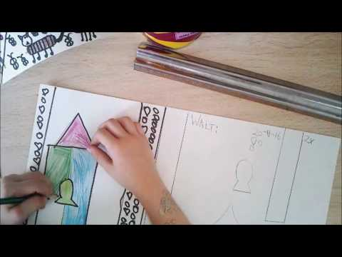 2M Identify shapes to help us draw