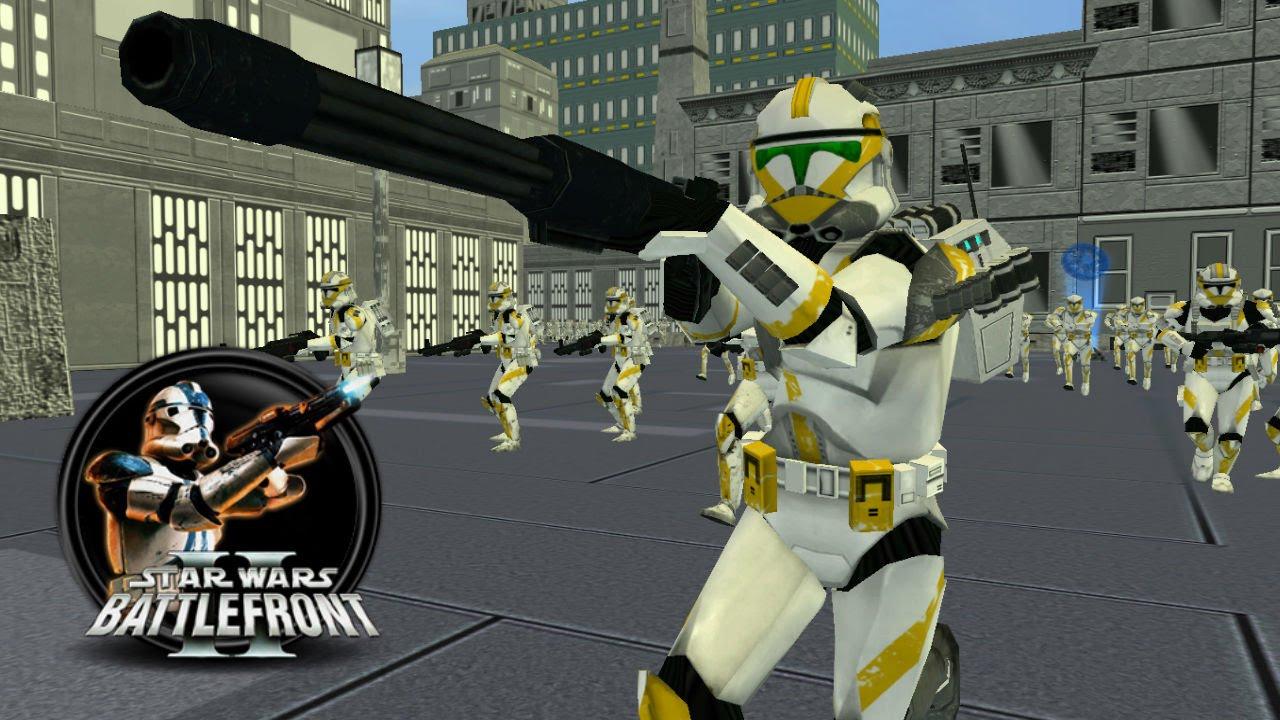 Star Wars Battlefront 2 Pc Mods