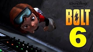 BOLT: Video Game - Part 6 [Hide and Sneak] - Playstation 3 Gameplay