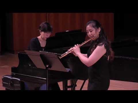 Senior Recital - Iris Cho, flute - November 12, 2017 - 8pm