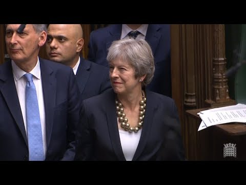Theresa May briefs ministers on Brexit negotiations - watch live