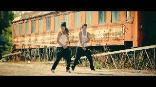 EL THE CENTER : Wiz Khalifa - WORK HARD choreography