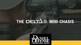 "The DELTA 5â""¢ Mini Chasis"