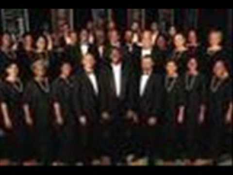 Mary Had A Baby- Moses Hogan Chorale
