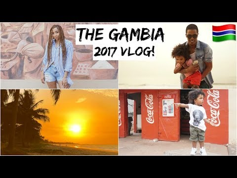 TRAVEL VLOG: THE SMILING COAST OF AFRICA | GAMBIA 2017