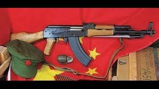 АК-47 з Китаю! Посилки з Китаю.