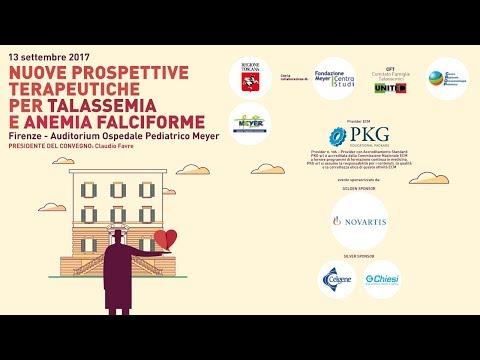 Nuove prospettive terapeutiche per talassemia e anemia falciforme