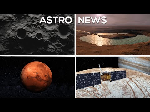 Space News/ Updates  (Secret Of The Shadows Of The Moon, Encounter With Venus  & More)