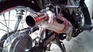 Raider 150 DAENG SAI4 sound test