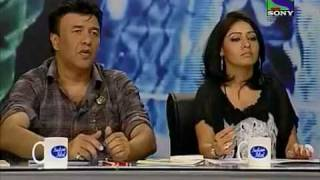 Indian Idol S05E01 - 26 April, 2010 - Full Episode Funny Moments - Part 2 of 2