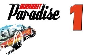IAmSp00n Plays Burnout Paradise City - Part 1 - (Burnout Paradise City LP/Gameplay)