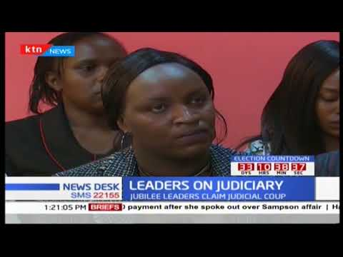Mt.Kenya leaders want Supreme Court judges blocked from traveling out of the country