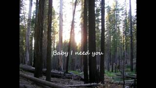 Baby I need you -Kim Taylor.wmv
