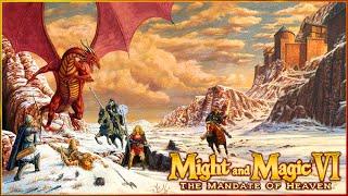 обзор игры: Might and Magic VI