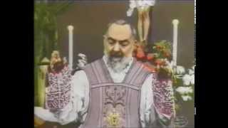 Pray, Hope, and Don't Worry- A Celebration of Padre Pio