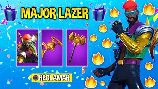 EVENT TODAY! NEW SKIN MAJOR LAZER X FORTNITE! HOW TO GET IT? Fortnite