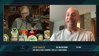 John Smoltz on tнe Dan Patrick Show Full Interview   7/13/21