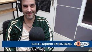 """Guille Aquino en El Destape """"Me crié hablando en Simpson"""""""
