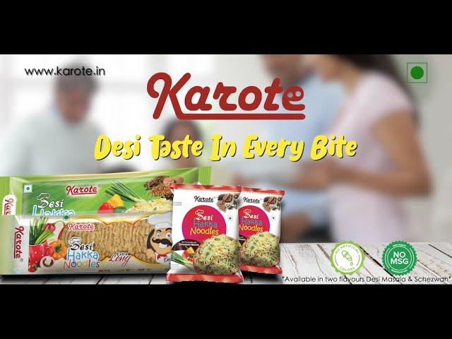 Karote Desi Hakka Noodles A Film By Sarita Chadha
