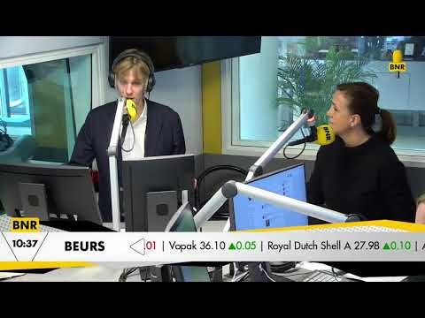 Interview Diana van Maasdijk, Equileap at BNR Radio