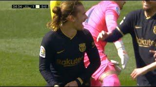 Villarreal vs Barca 1:2   Grizman Doneo Pobedu Gostima //Svi Golovi HD// - SPORT KLUB FUDBAL