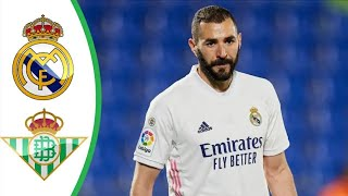 Real Madrid vs Real Betis 0-0 Extended Highlights & All Goals 2021 HD
