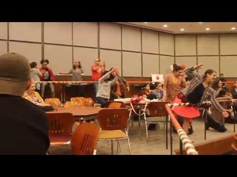 UH College of Education Ice Cream Social Mannequin Challenge