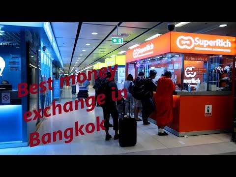 Best Money Exchange In Bangkok