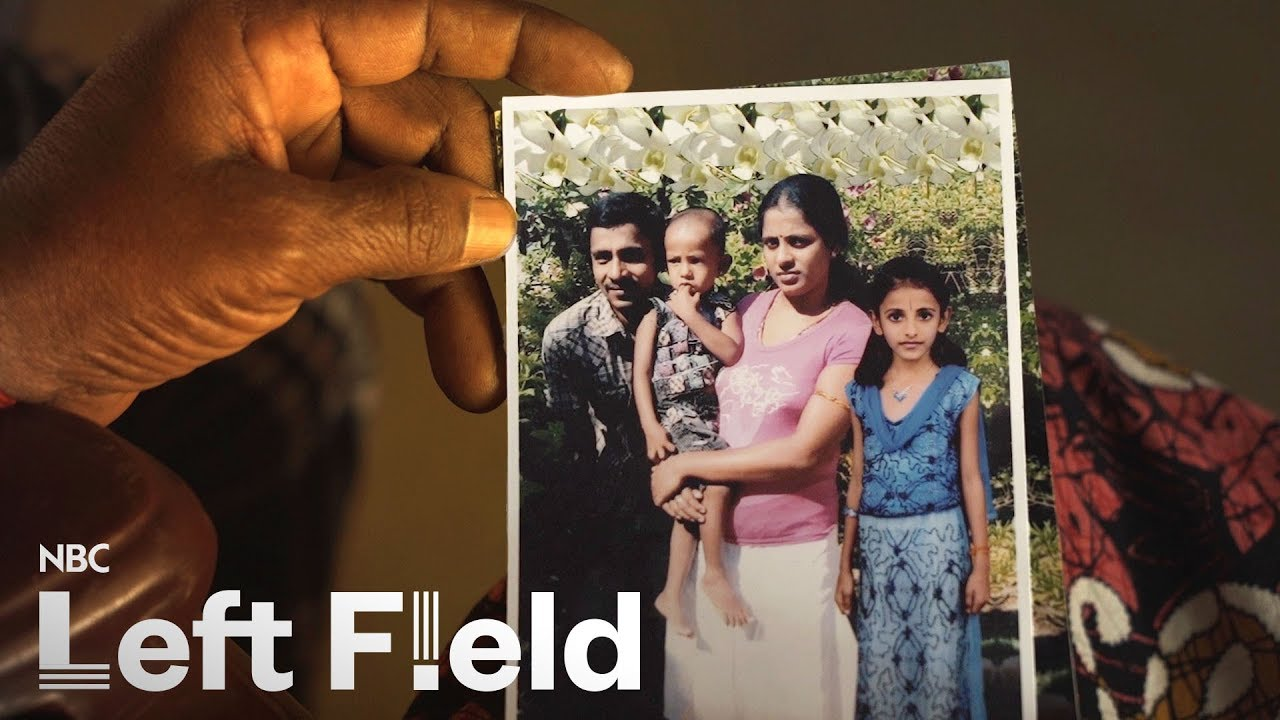 THE MISSING: Sri Lanka | A Family Fleeing on Boat to Australia