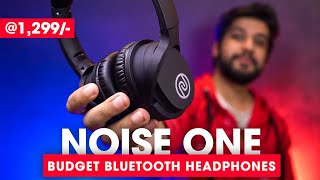 Noise One Wireless Bluetooth Headset Review - Budget Bluetooth Headphones Hindi
