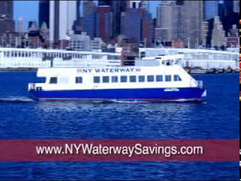 New York City Broadway Shows with NY Waterway