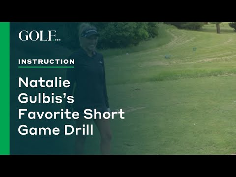 Natalie Gulbis Teaches You a Phil Mickelson Short Game Drill | GOLF.com